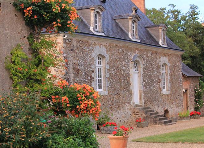 La maison - Chateau Le Puy