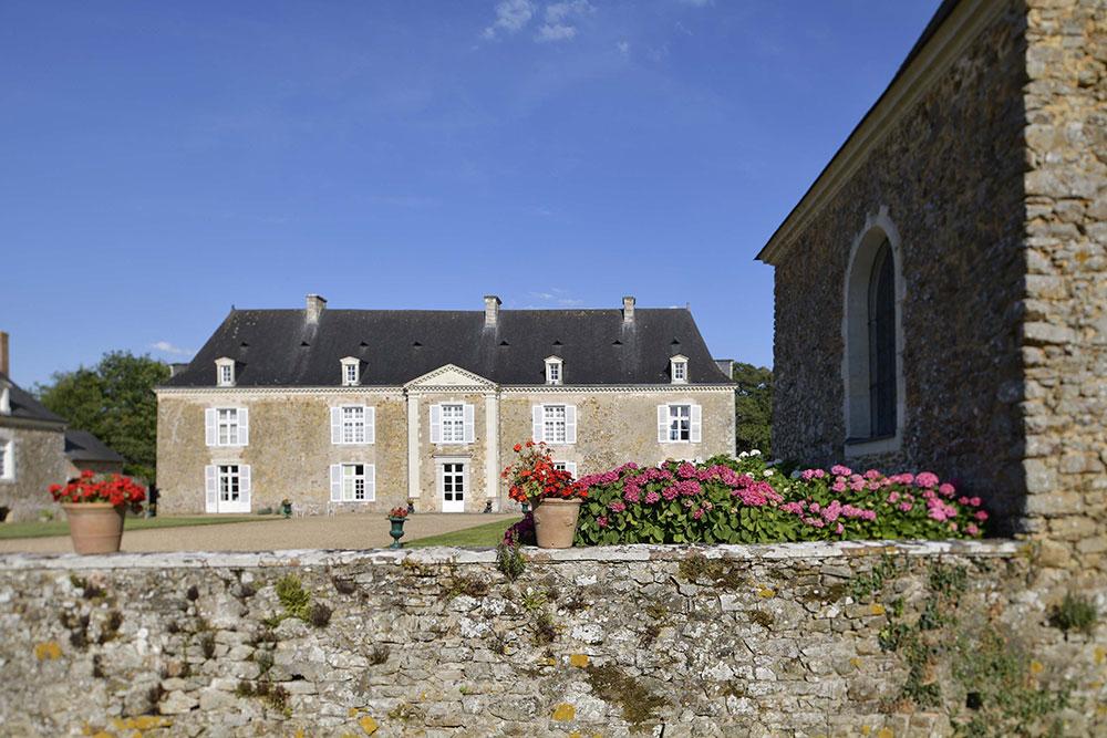 Chateau Le Puy - Le chateau